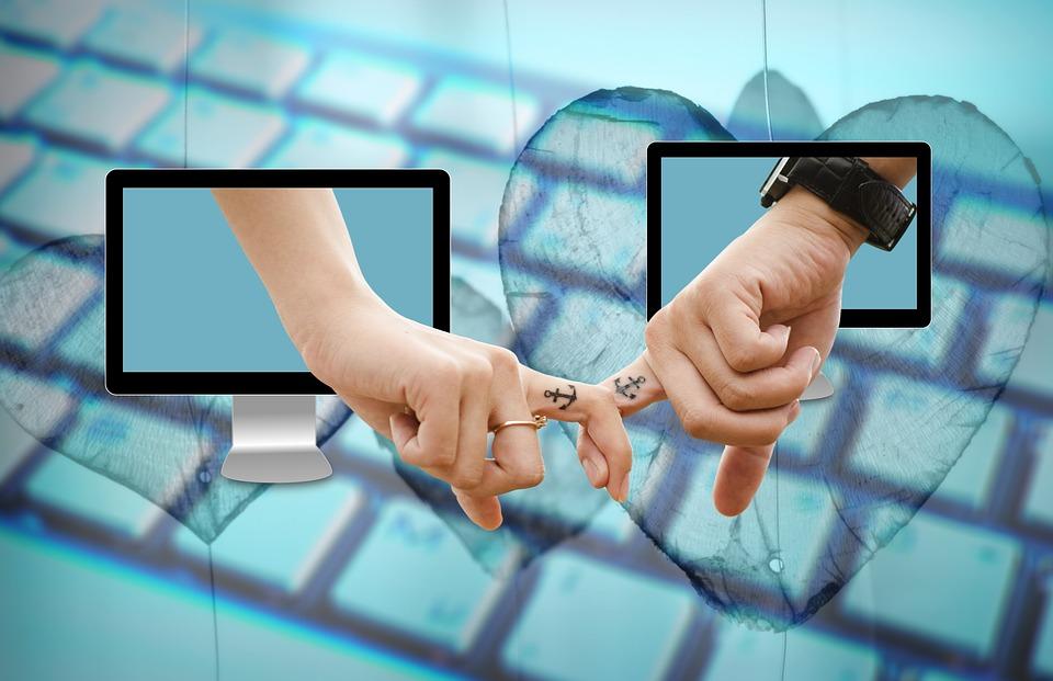 ljubav preko žice