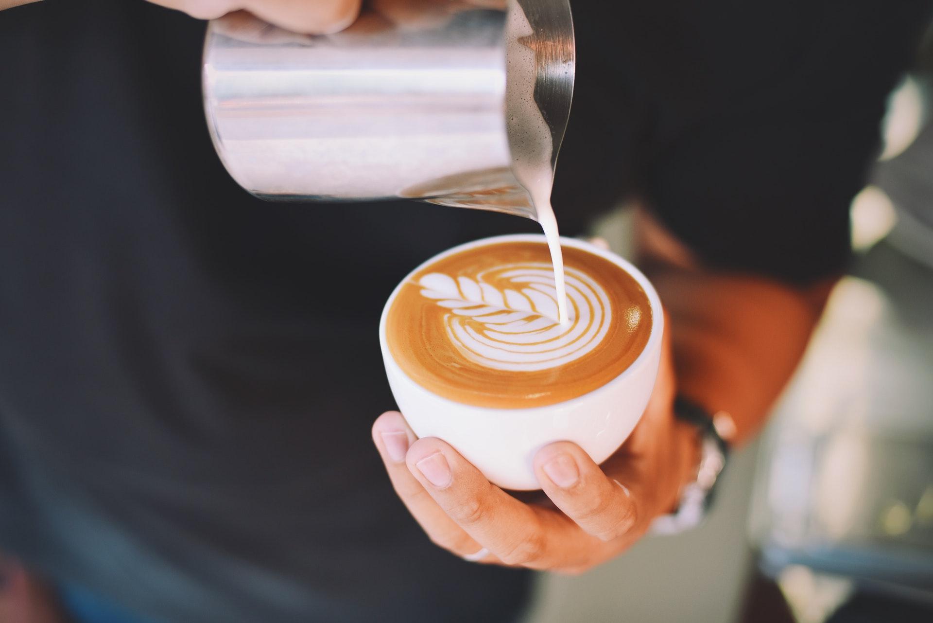 Kafa s mlekom