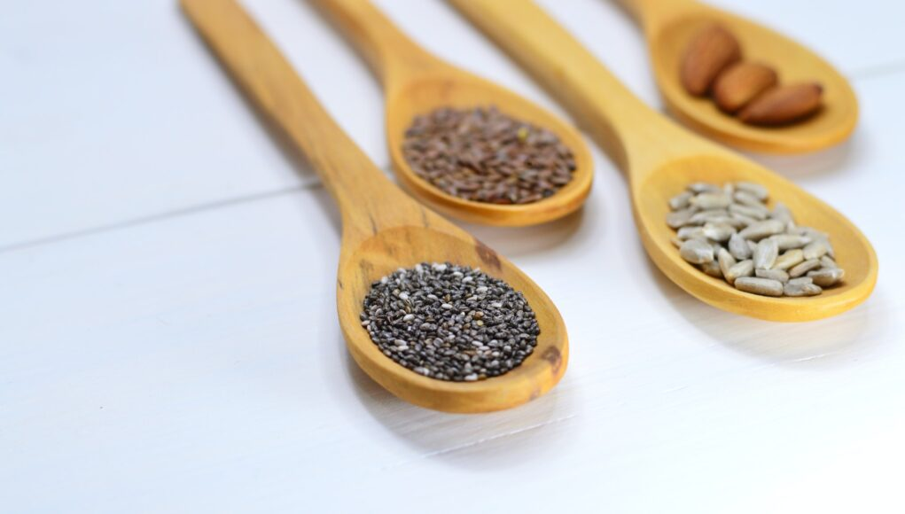 Nezasićene masti, seme biljaka