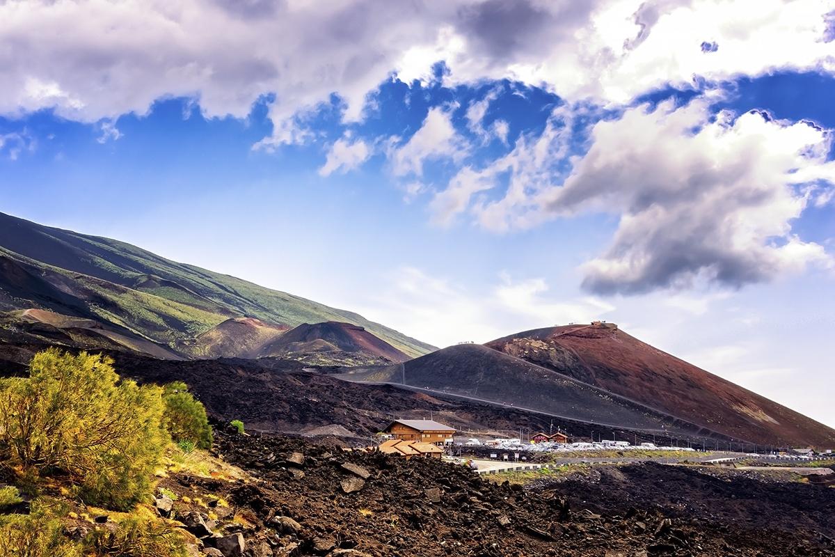 Najpoznatiji aktivni vulkani na svetu - Etna